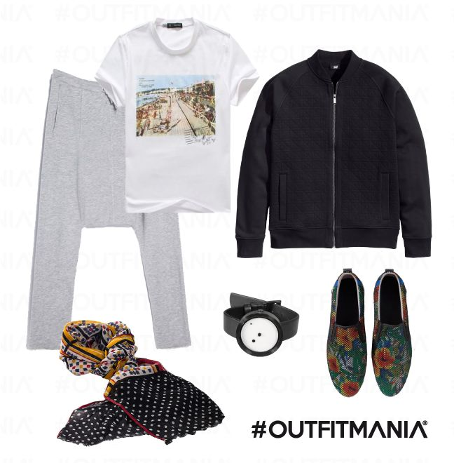 casual look - Man - www.outfitmania.it