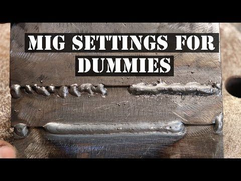How To Mig Weld For Beginners Youtube Boilermaker