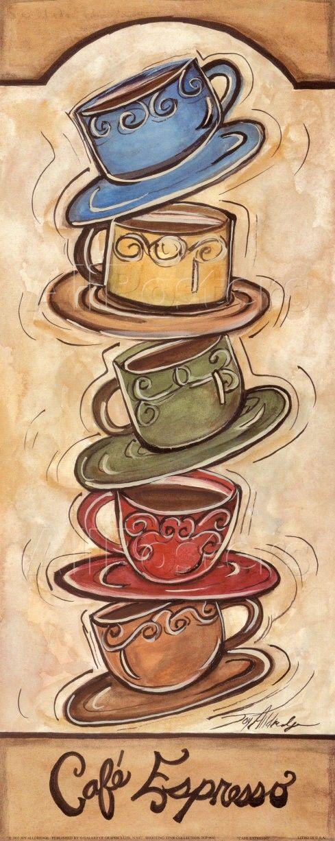 Café #espresso by Joy Alldredge