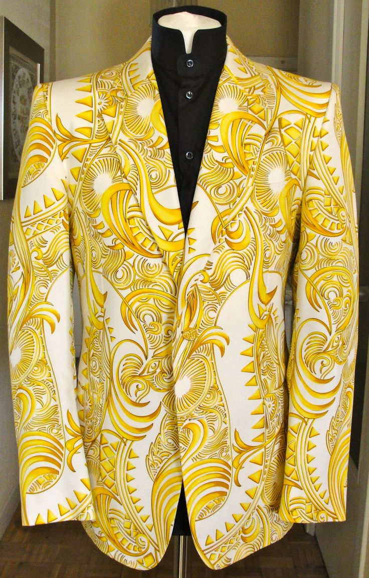 Vintage Versace Clothing Men