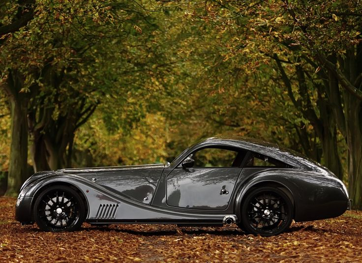 My Morgan Aero Dream Car.