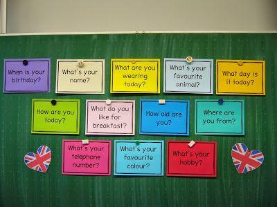 """Ideenreise: """"Warm up"""" im Englischunterricht Mehr"""