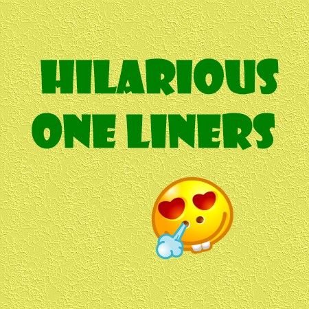15 Hilarious One Liners - 1 #Fun #Humor #LOL #OneLiners #FunnyOneLiners #Funny