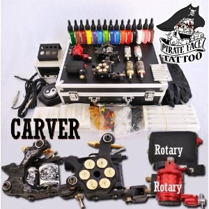 42 best images about tattoo kits on pinterest tattoo for Tattoo kit rotary
