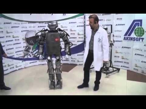 Türk Malı Robot    AKINCI-2
