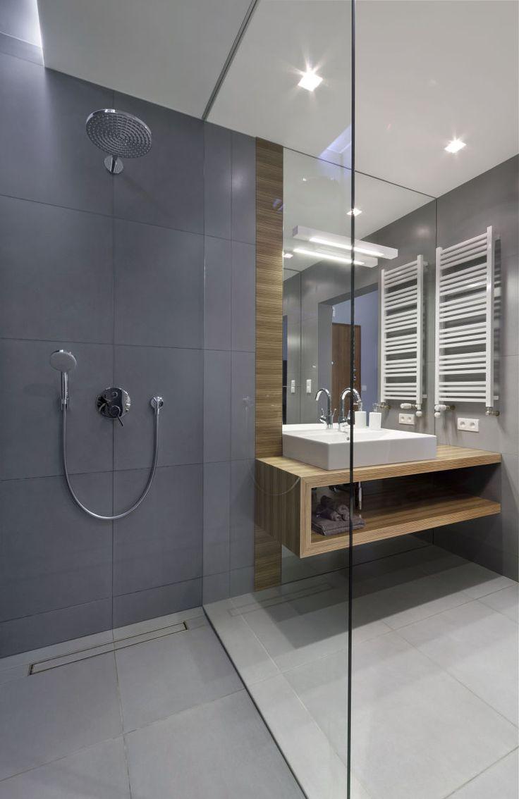 ŁAZIENKA  KĄPIEL POD MOLO 5m2 WARSZAWA · BathroomStyleBad