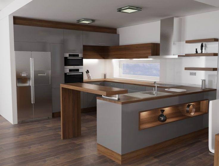 Kuchyně na míru, moderní kuchyně Pardubice, kuchyně Chrudim, od výrobce LJ