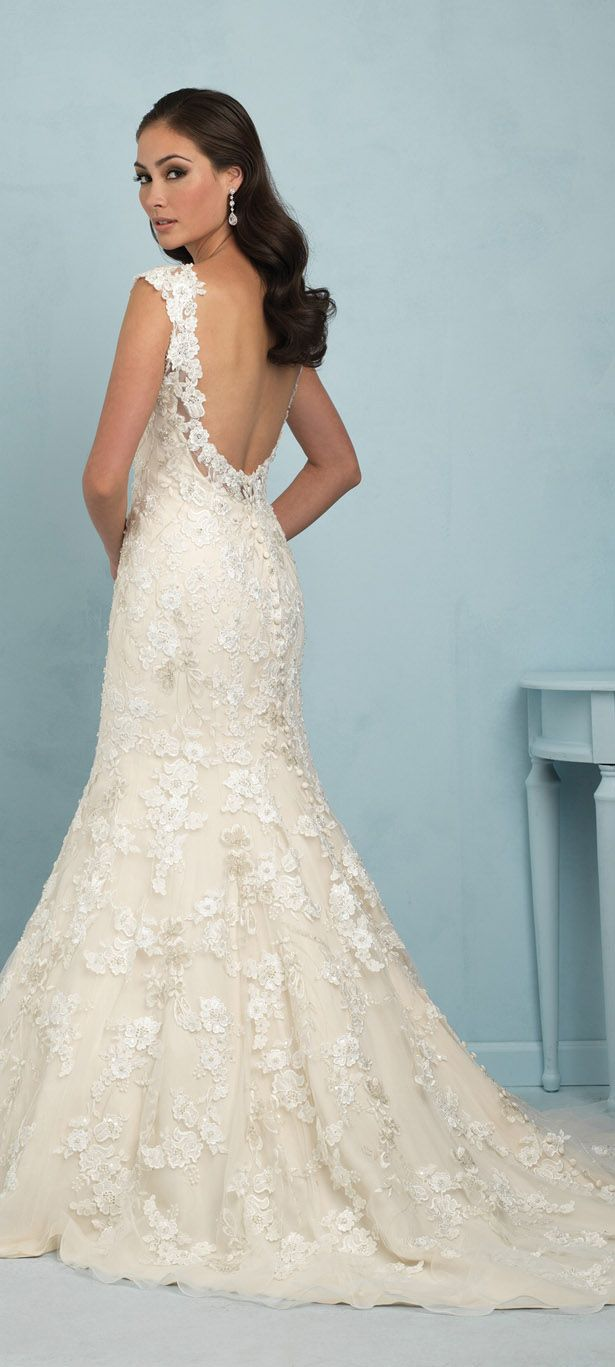 832 best Wedding dresses images on Pinterest | Wedding frocks ...