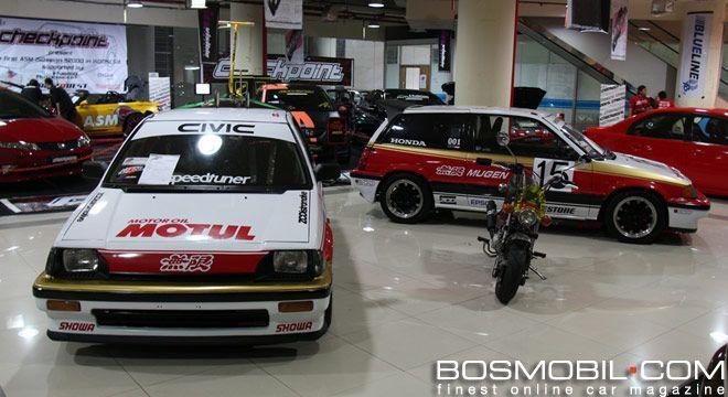 Pioneer Honda Day 2013 #BosMobil #honda #hondaday