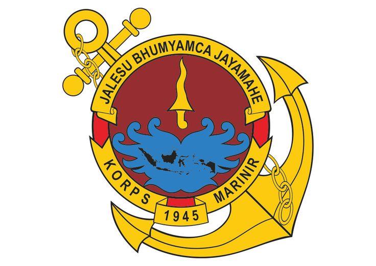 Logo Korps Marinir Vector | Free Logo Vector Download