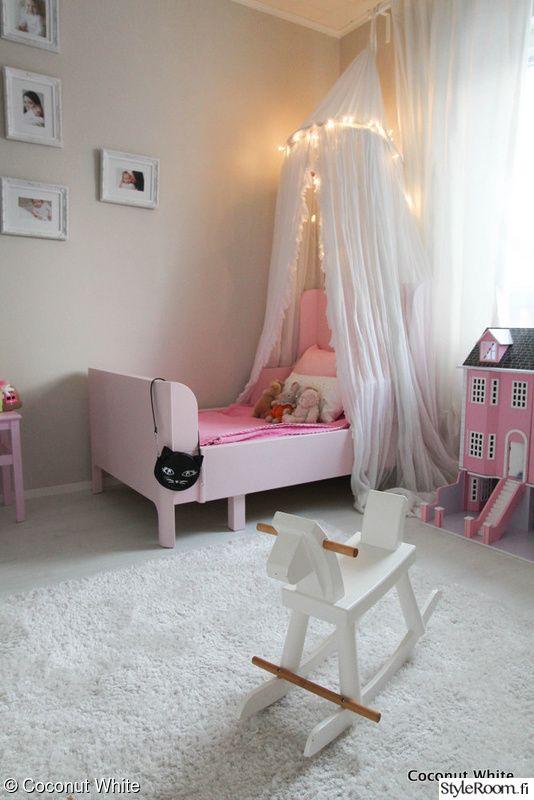 lastenhuone,tytön huone,busunge,sänkykatos,vuodekatos