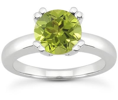 Peridot Rings from Simple to Epic: Peridot Rings from Simple to Epic - blog post
