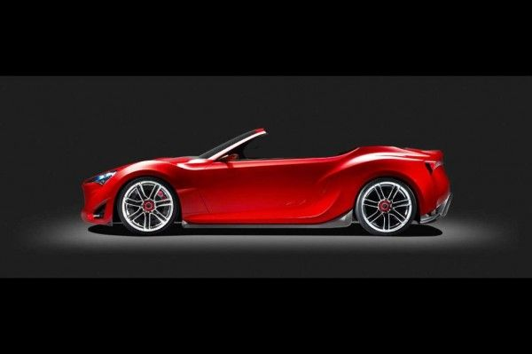 Toyota 86 Convertible Release Date In 2014
