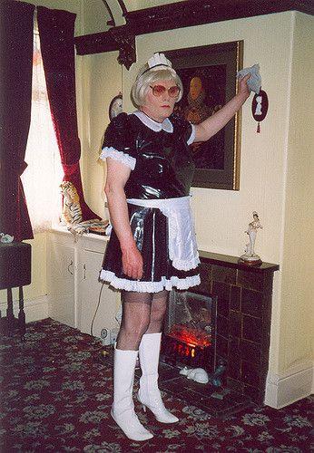 Maid Male Uniform 61