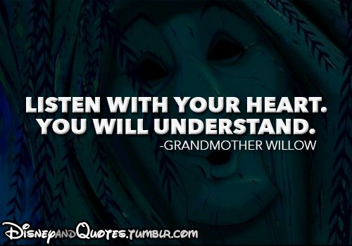 -Grandmother Willow (Pocahontas)