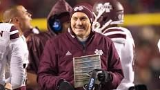 What Dan Mullen says after Mississippi State destroys Ole Miss