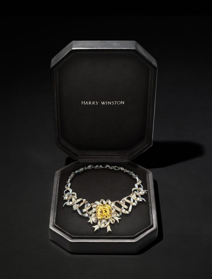 Packaging Design for Luxury Fine Jewelry Brand Harry Winston Design and Production Brand