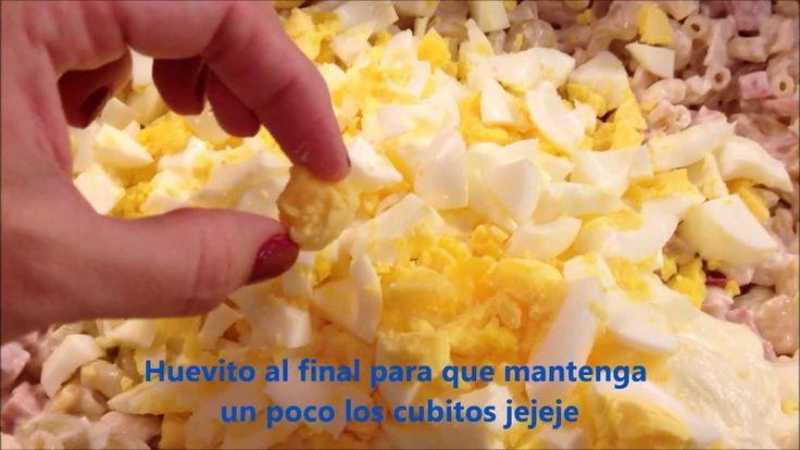 De Madre!!! Ensalada Fria Cubana