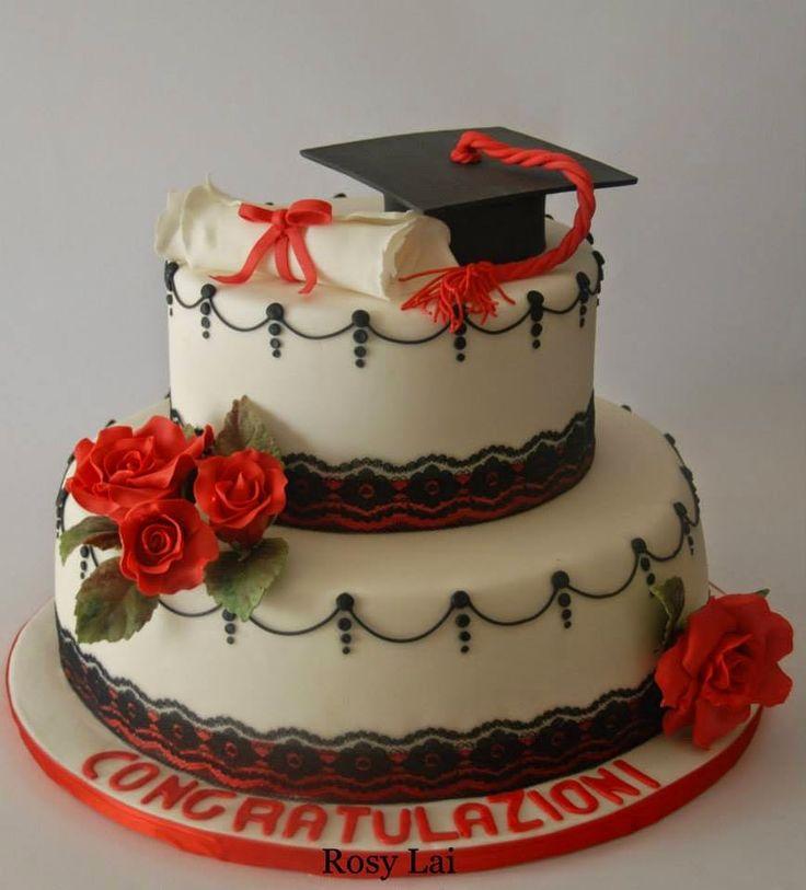 torta di laurea - Cerca con Google