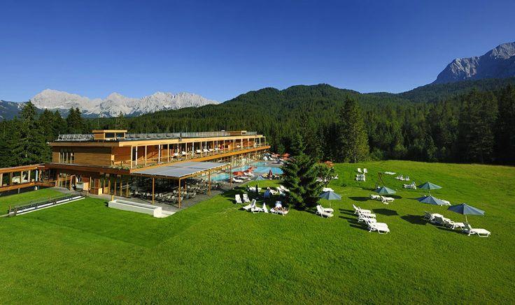 Wellnesshotel Bayern - DAS KRANZBACH ****S Hotel & Wellness Refugium (via @kranzbach) - www.daskranzbach.de