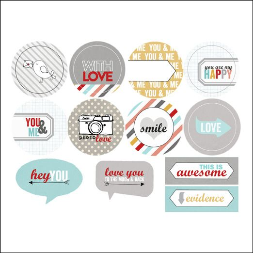 Image of love you lots miscellany tags