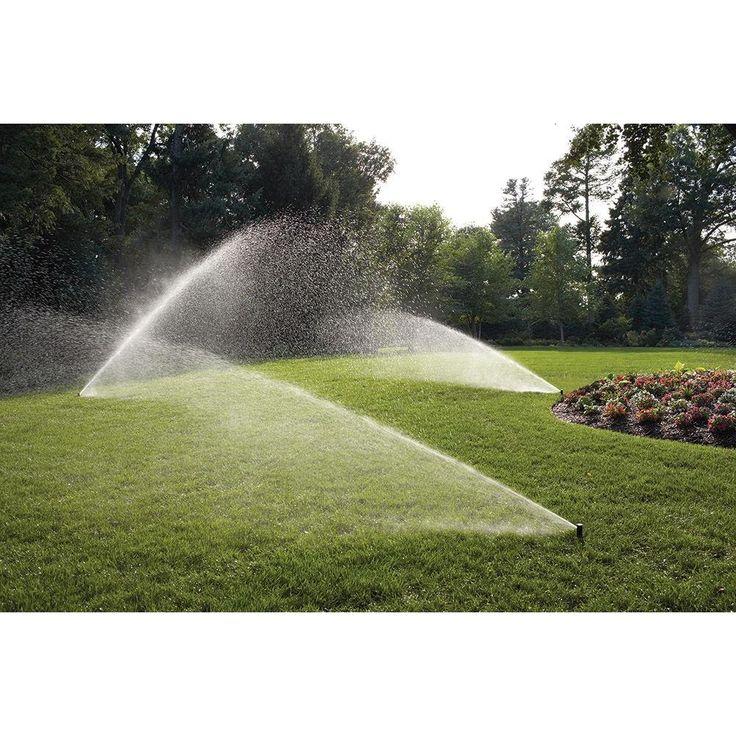 Rain Bird Easy to Install InGround Automatic Sprinkler