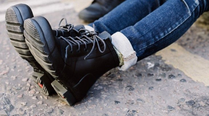 At Remodelista, there is a heated debate over the best rubber garden boots. Julie and Francesca favor French Rubber Garden Boots, while Alexa covets the Ja