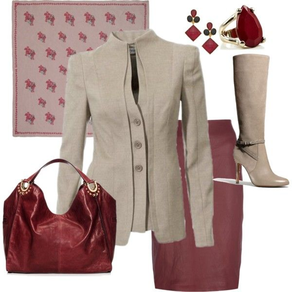 """""""Chic outfit"""" by lucia-casarella on Polyvore"""