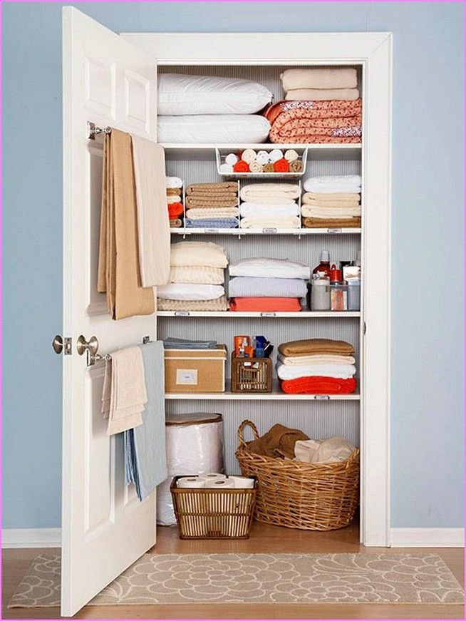 Linen Closet Ideas | Home Design Ideas