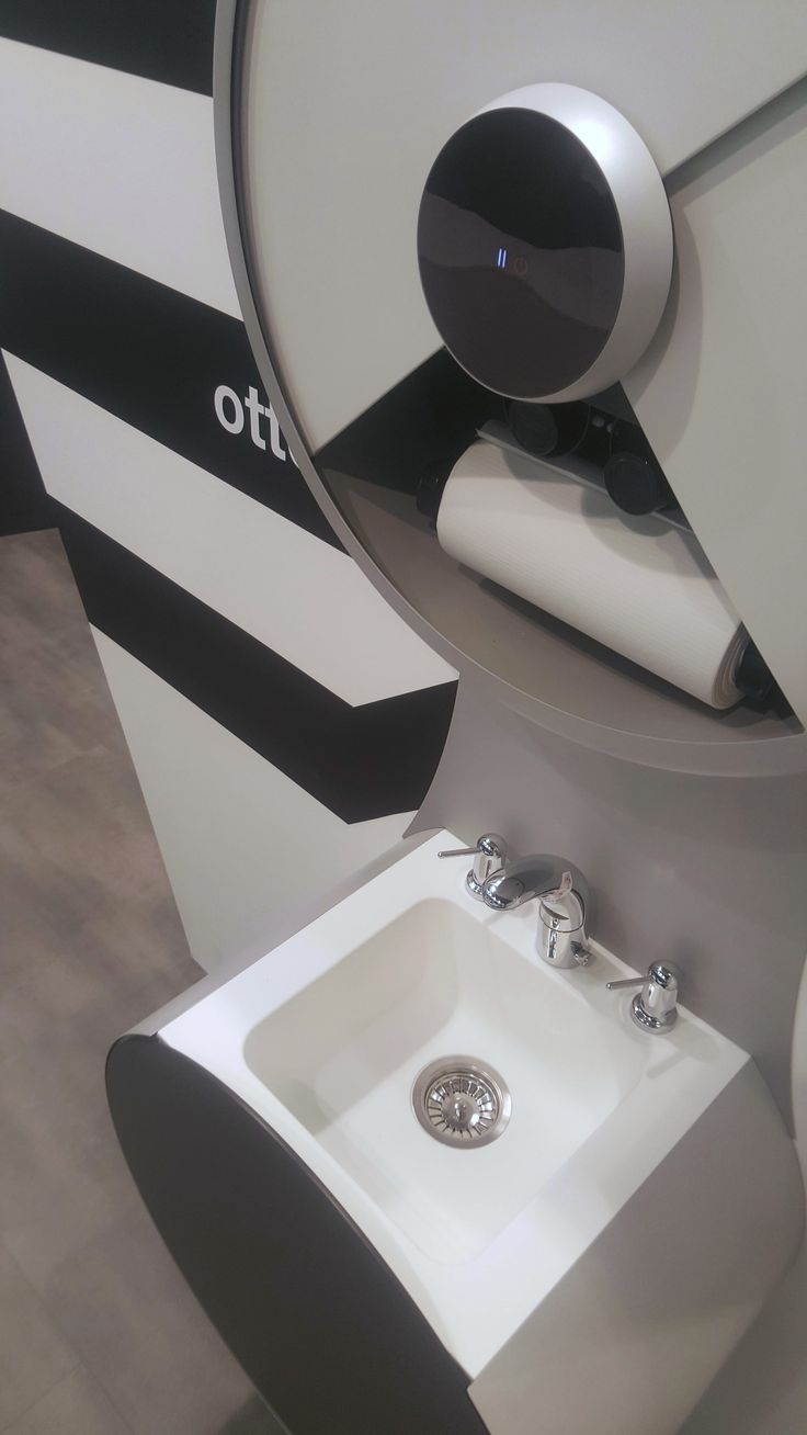 #dentalartitaly #dispenser #dentaloffice OTTO: Sink + dispenser for disposable
