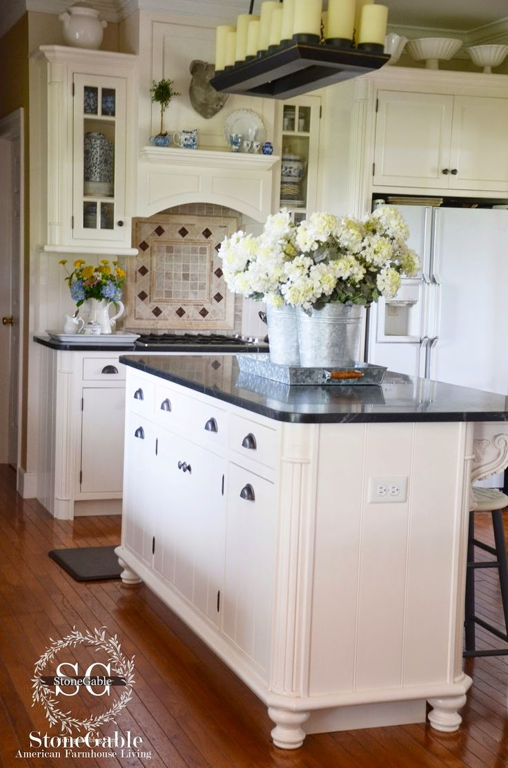 best 20 kitchen island centerpiece ideas on pinterest coffee 10 elements of a farmhouse kitchen