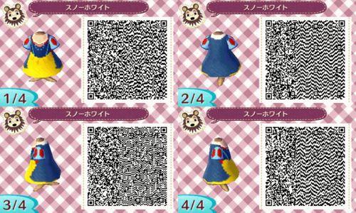 Les 355 meilleures images du tableau acnl qr codes robes sur pinterest animal traversant qr - Coupe animal crossing new leaf ...
