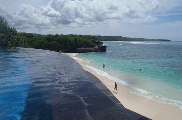 Dream Beach - guide to Nusa Lembongan