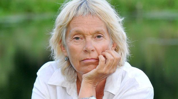 Małgorzata Braunek , polish film and stage actress. She is also a long-time practitioner and teacher of Zen Buddhism.