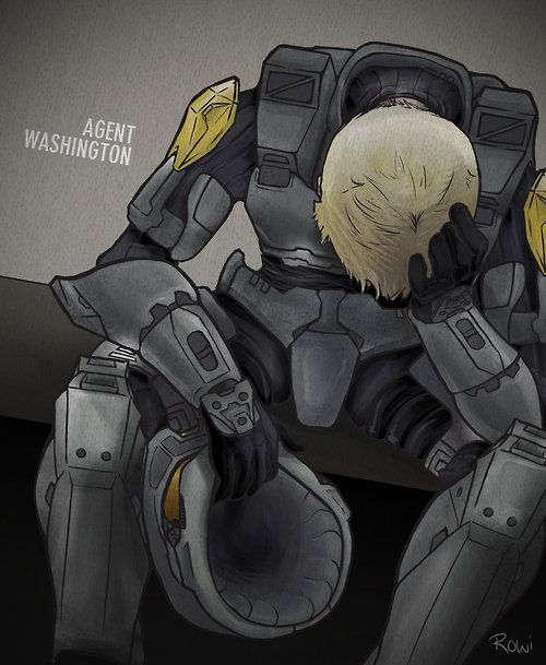 Red vs. Blue, Agent Washington