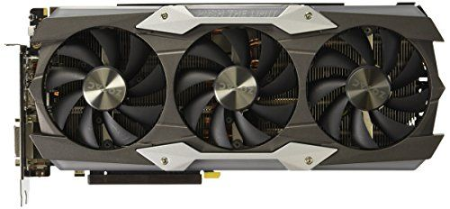 Zotac VCX ZT-P10810C-10P GTX 1080 AMP Ti Extreme 11GB GDDR5X 352B PCIE 3xDP HDMI:   Based on NVIDIA's Pascal architecture and designed to handle the graphical demands of 4K gaming, the Zotac GeForce GTX 1080 Ti amp extreme graphics card provides major improvements in performance, memory bandwidth, and power efficiency over its predecessor, the high-performance Maxwell architecture. It also introduces innovative graphics features and technologies that redefine the computer as the platfo...