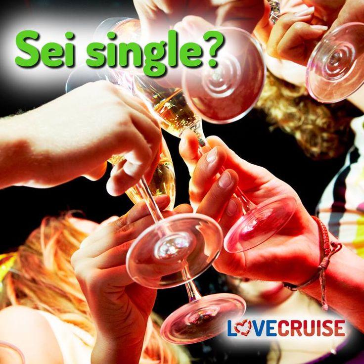 SEI #SINGLE? #LoveCruise è la #crociera che fa per te! Potrai conoscere persone single e partecipare a un fitto programma di eventi: eleganti cene di gala, divertenti cacce al tesoro, escursioni insolite, speed-date e tante altre sorprese! Scopri di più qui http://www.cruisefriend.com/crociera-dei-single-love-cruise