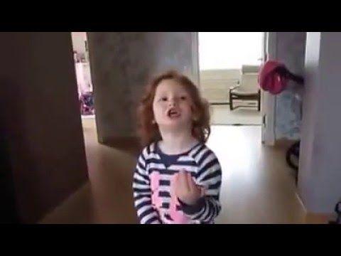 Mała Amelka Nie ma Sił Sprzątać