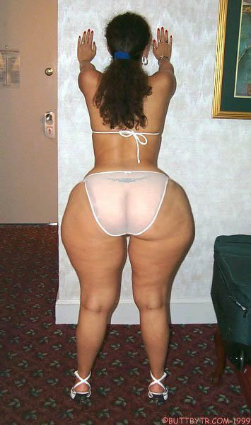 Bbw wide hips and fat ass