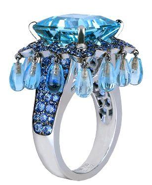 Best 25 Blue Rings Ideas On Pinterest Gemstone Rings
