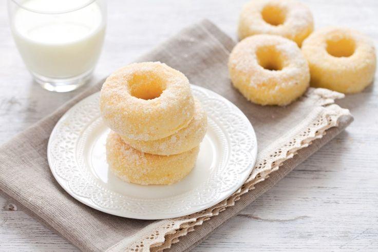 Donuts al latte condensato