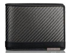 Tumi CFX Double Billfold Carbon Fiber Wallet