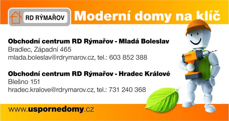 Efektivní energeticky úsporné domy www.uspornedomy.cz