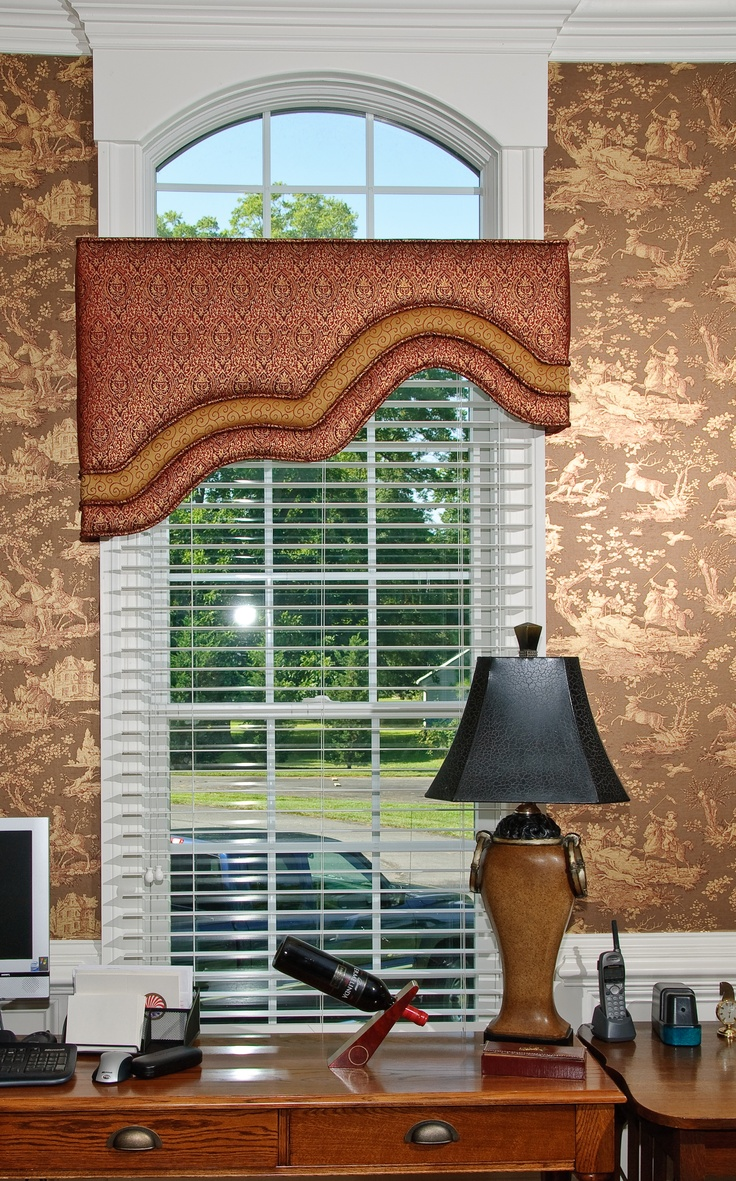 17 Best Images About I Drapery 7 Cornice On Pinterest