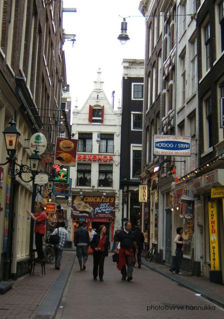 Amsterdam, Hollanti