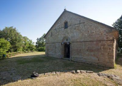 Ancient romanesque Toano church, Italy | La pieve romanica di Toano  #italy #italia #church #chiese #appennino #apennines #matildedicanossa