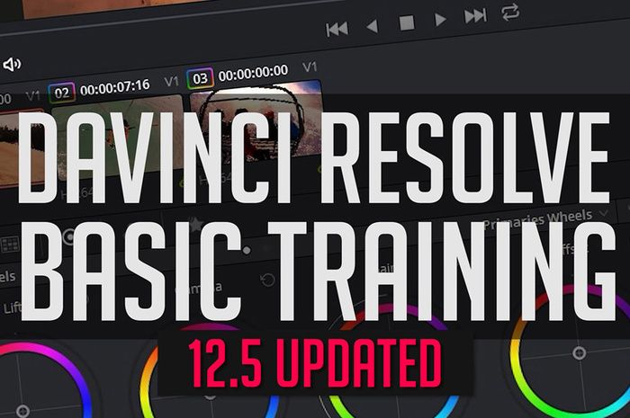 Get Started with DaVinci Resolve 12.5 in Less Than 35 Minutes ... #fstoppers #Education #PostProduction #VFX #Video #VideoEditing