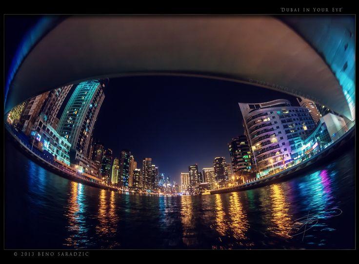 Dubai Eye by Beno Saradzic on 500px