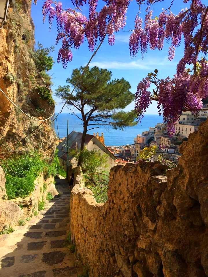 Atrani, Amalfi Coast, Italy  ✈✈✈ Don't miss your chance to win a Free International Roundtrip Ticket to Amalfi Coast, Italy from anywhere in the world **GIVEAWAY** ✈✈✈ https://thedecisionmoment.com/free-roundtrip-tickets-to-europe-italy-amalfi-coast/