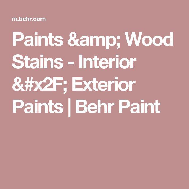 17 Best Ideas About Behr Exterior Paint Colors On Pinterest